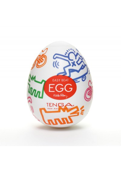 Egg Tenga - Massageador Peniano